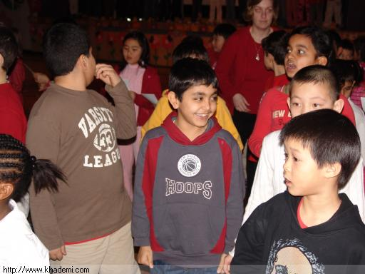 Alireza Khademi and his mates