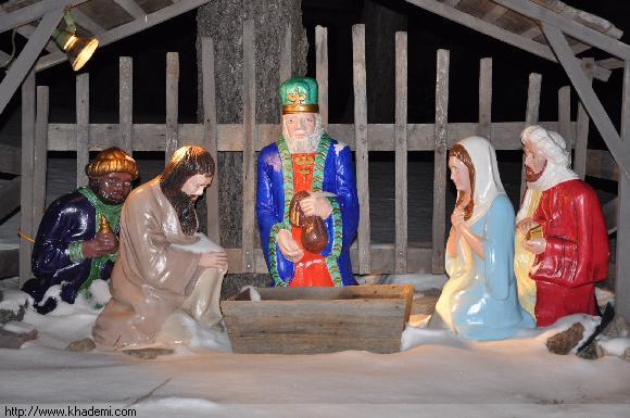 ظلمی آشکار در حق حضرت عیسی بن مریم