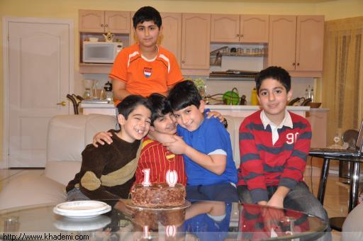 Happy Family Weblog by Ali Khademi