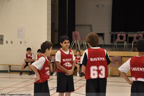 مسابقات والیبال و بسکتبال مدرسه ردمیپل