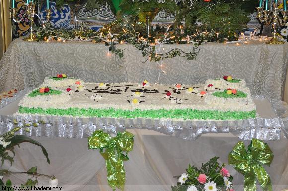 کیک میلاد