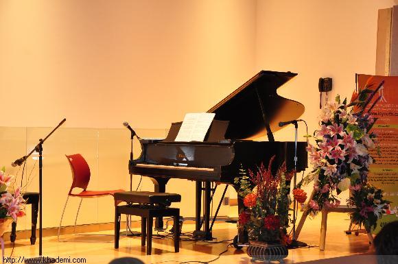 رسیتال پیانو