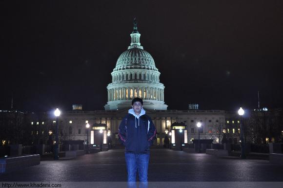 سفر به پایتخت آمریکا