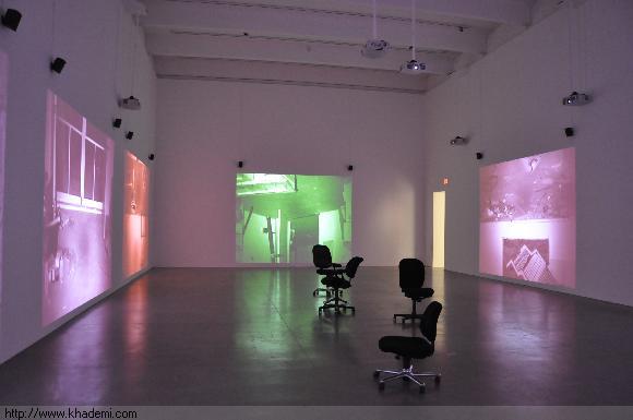 واکر - موزه هنرهای معاصر