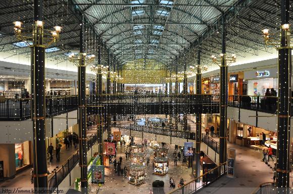 بزرگترین مرکز خرید آمریکا
