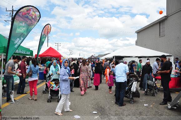 فستیوال غذاهای حلال