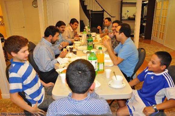 شب های رمضان کریم