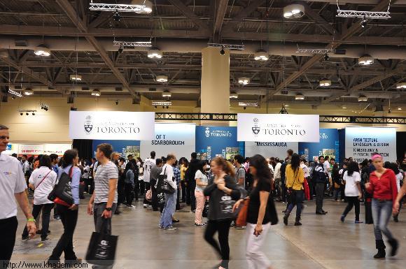 نمایشگاه دانشگاه ها