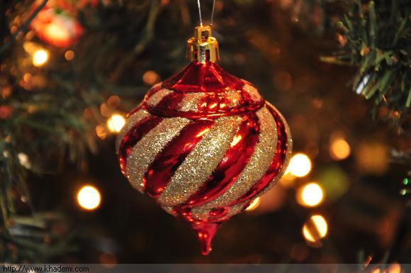 میهمانی ناهار کریسمس 2013