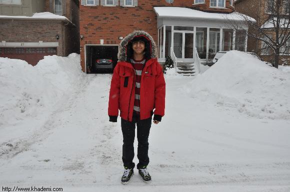 زمستان طولانی