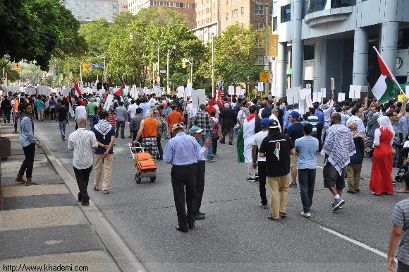 تظاهرات روز قدس